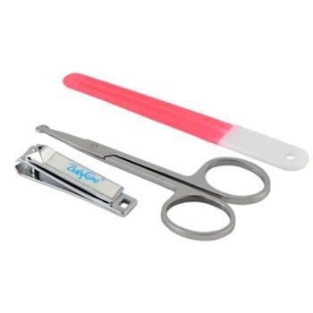 купить Babyono набор косметический: пилочка, ножницы, щипчики в Кишинёве
