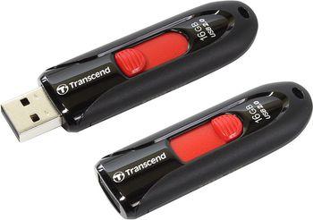 купить Flash Drive Transcend JetFlash 590 Black 16Gb в Кишинёве
