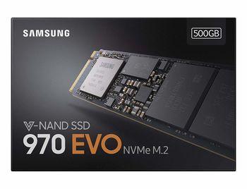 cumpără Solid-State Drive .M.2 NVMe SSD  500GB Samsung 970 EVO în Chișinău