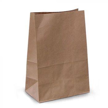 Бумажный Пакет без ручек 22*11*31