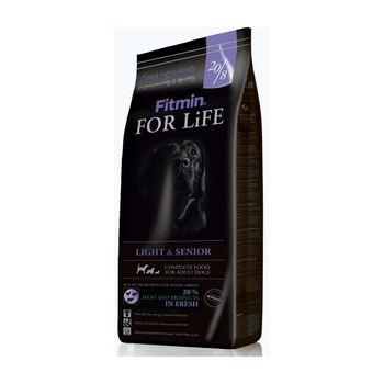 купить Сухой корм для собак Fitmin For Life Light & Senior(15kg) в Кишинёве