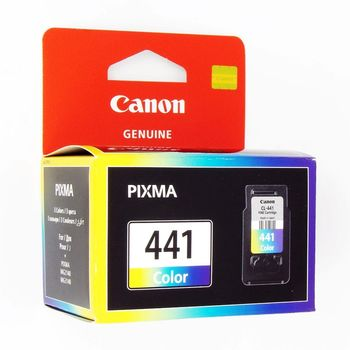 Cartridge Canon CL-441, color (c.m.y), 8ml for PIXMA MG2140/ 3140