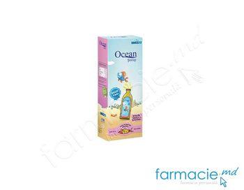 купить Ocean Omega 3 tuttifrutti sirop 150ml (6luni-12ani) (Bioslo) в Кишинёве
