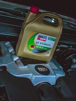 Ulei motor sintetic 0W-20 MAXXPOWER PREMIUM (5L)
