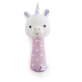 купить Пищалка плюшевая Ingenuity Unicorn в Кишинёве