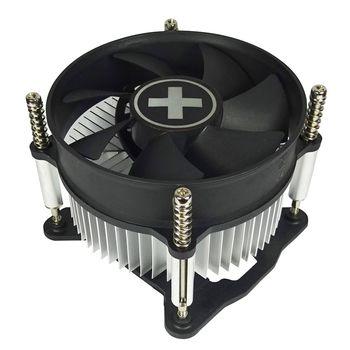 "Xilence Cooler XPCPU.I200, ""I200"", Socket 1155/1156 up to 82W, 100x100x25mm, 2000rpm, 27dBA, 32.6CFM, 3pins"