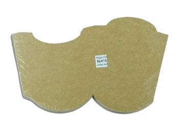 Коробочка для картошки фри 120x140x45 мм (500 шт.)