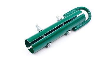 Крепление для каната для лазанья, металл, d=4.0 см, l=23 см, LA-6248 (2476)