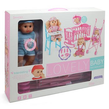 купить Кровать для кукол в Кишинёве