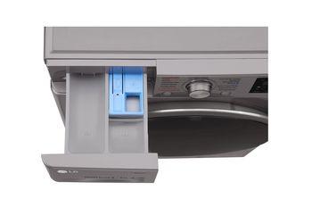 Стиральная машина и сушилка LG F4J6VG8S