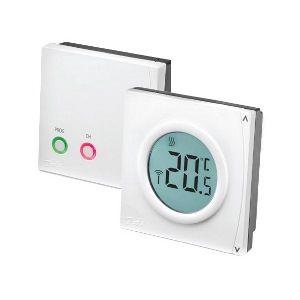 купить Цифровые комнатные терморегуляторы RET2000 B RF+RX1 радио в Кишинёве