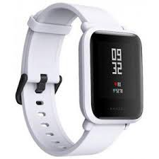 "Xiaomi ""Amazfit Bip"" White Cloud, 1.28"" Touch Display, Heart Rate, Steps, Calories, Sleeping Quality Tracking, Smart Alarm, Distance Display, Average Daily Steps, Time, Weather, Accept incoming calls, Notifications, Operating time 30days, IP68"