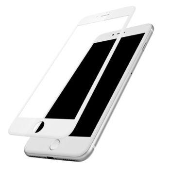 Защитное стекло  IPHONE 7/8 WHITE (5D)