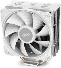 "AC Deepcool ""GAMMAXX GTE V2 WHITE"" (<27,8 дБА, 500–1650 об / мин, 65,5 куб. Фут / мин, 120 мм, 130 Вт, 650 г.)"