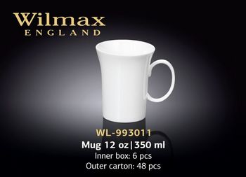 Чашка WILMAX WL-993011 (320 мл)