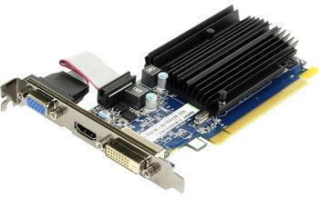 купить Sapphire Radeon R5 230 1GB GDDR3 64bit 625/1334Mhz, D-Sub, DL-DVI-D, HDMI, Passive Heatsink, Low Profile, Bulk в Кишинёве
