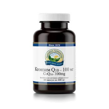 Co Q10 100 mg — Коэнзим Q10 100 мг