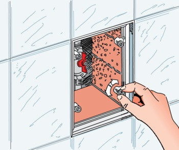 купить Vents Дверцы ДКП 200*200 в Кишинёве