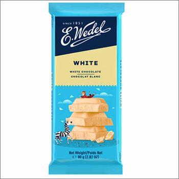 купить Белый шоколад Wedel, 80г в Кишинёве
