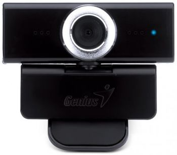 Camera Genius Facecam 1000, Microphone, 720p, CMOS, HD Video 1280x720, frame rate, USB (32200005100)