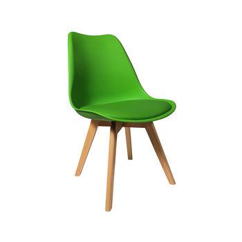 стул 7053 зеленый