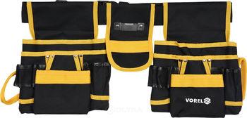 купить Пояс монтажника с 6 карманами Vorel 78752 в Кишинёве