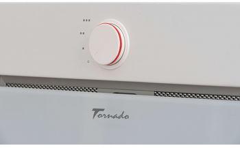 Вытяжка Tornado Modul Glass 750(60) WH LED