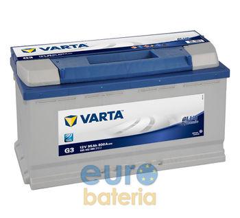 купить 12V 95 AH VARTA 800A(EN) 353x175x190 в Кишинёве