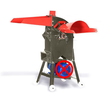 Измельчитель кормов и зерна Деметра 350 (без мотора)