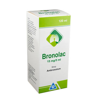 cumpără Bronolac sirop 15mg/5ml 120ml în Chișinău