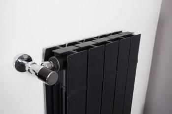 Алюминиевый радиатор Radiatori2000 Kalis 2000 Antracit