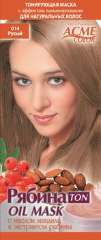 Mască-nuanțătoare, ACME Reabina TON, 30 ml., 014 - Maro deschis