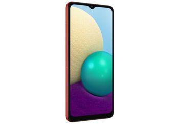 купить Samsung Galaxy A02 2/32Gb Duos ( A22 ), Red в Кишинёве