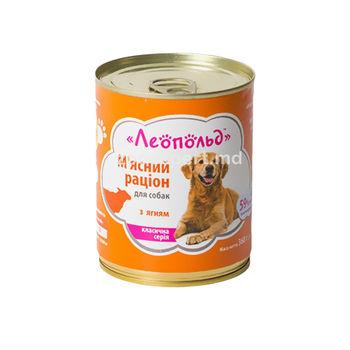 купить Леопольд с ягненком 360gr в Кишинёве