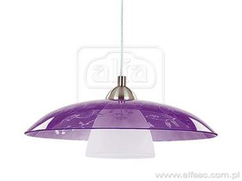 купить Подвес Fleurette фиолет 1л 11355 в Кишинёве