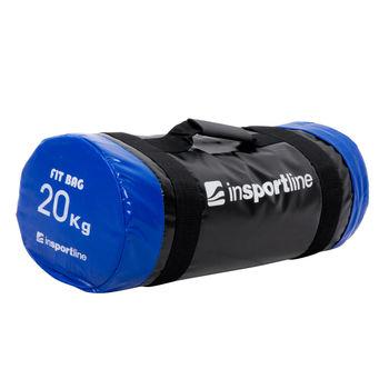 Сумка для упражнений с ручками 20 кг InSPORTline Fitbag Camu 5053 (1191)