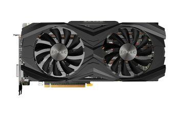 ZOTAC GeForce GTX 1070 AMP! Core Edition 8GB DDR5, 256bit, 1795/8008Mhz, Dual Fan IceStorm, HDCP, DVI, HDMI, 3xDisplayPort, Premium Pack