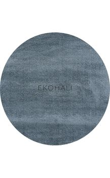 Ковёр EKOHALI, Comfort, 1006 Marine, Q130 круглый