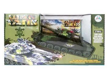 """Танк """"War tank"""" Р/У, 38X20X14cm"""