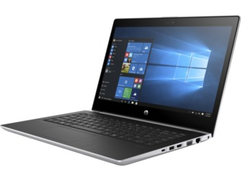 "cumpără HP ProBook 440 Matte Silver Aluminum, 14"" FullHD +Win10 Pro (Intel® Core™ i5-8250U up to 3.40GHz, 8GB DDR4 RAM, 256GB SSD, Intel® UHD Graphics 620, CardReader, Wi-Fi/AC, BT4.0, HDMI, VGA, 3cell, 720p HD, FingerPrint, RU, Win10 Pro, 1.63kg) în Chișinău"