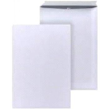 Конверт 250*353 B4 силикон 90гр/м2 белый