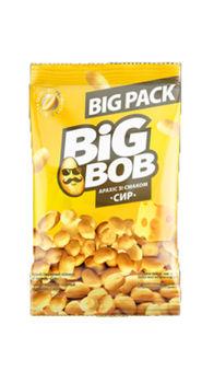 Арахис со вкусом сыра Big Bob (130г)