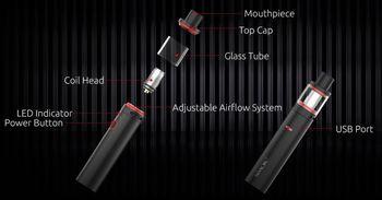 купить Smok Vape Pen V2 60W Kit в Кишинёве