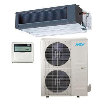 Канальный инверторный кондиционер MDV MDTI-48HWFN1 48000 BTU