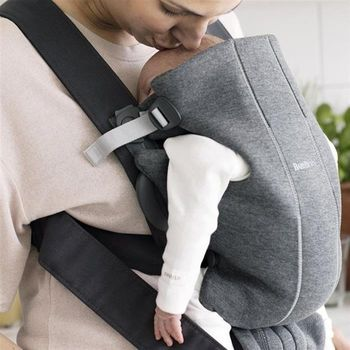 купить Анатомический рюкзак-кенгуру BabyBjorn Mini Dark Grey в Кишинёве