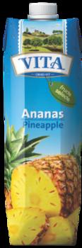 Vita нектар ананас 1 Л