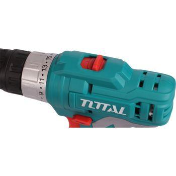 Дрель беспроводная 12V Total TDLI1222