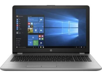 "HP 250 G6 Silver, 15.6"" HD (Intel® Core™ i3-7020U 2.30GHz (Kaby Lake), 4GB DDR4 RAM, 500GB HDD, Intel® HD Graphics 520, w/o DVDRW, CardReader, HDMI, VGA, WiFi-AC/BT4.2, 3cell, VGA Webcam, RUS, FreeDOS, 1.86 kg)"