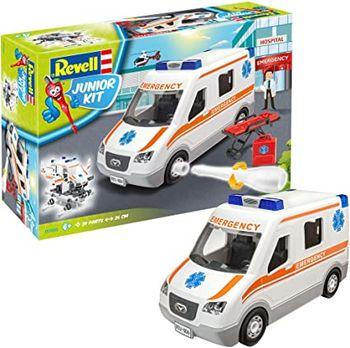 "RV Сборная модель Revell ""Ambulance"", код 43859"