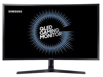"""cumpără Monitor 27.0"""" SAMSUNG """"C27HG70QQI"""", Black în Chișinău"""